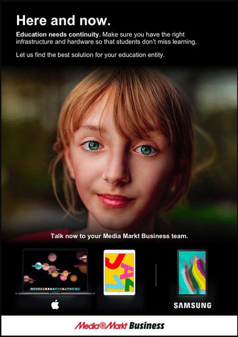 MediaMarkt Europe LeadGen - LinkedIn Ads