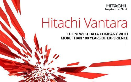 Vantara: Company naming for Hitachi - Branding & Positioning