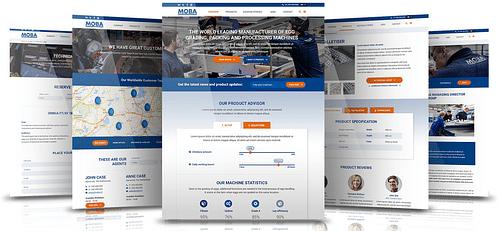 Website Creation - Website Creatie