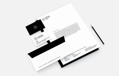 Caroline Delforge - Design & graphisme
