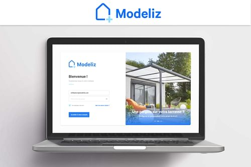 Modeliz | Configurateur 3D de vérandas - Application web