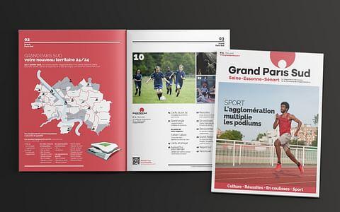 Magazine Grand Paris Sud