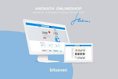 AnoKath - Webseitengestaltung
