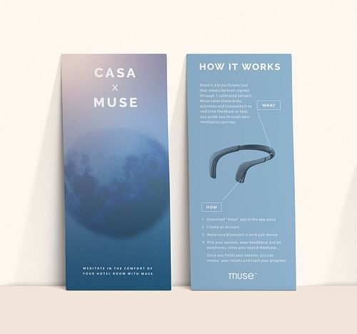 Branding & Collateral for Hotel - Graphic Design