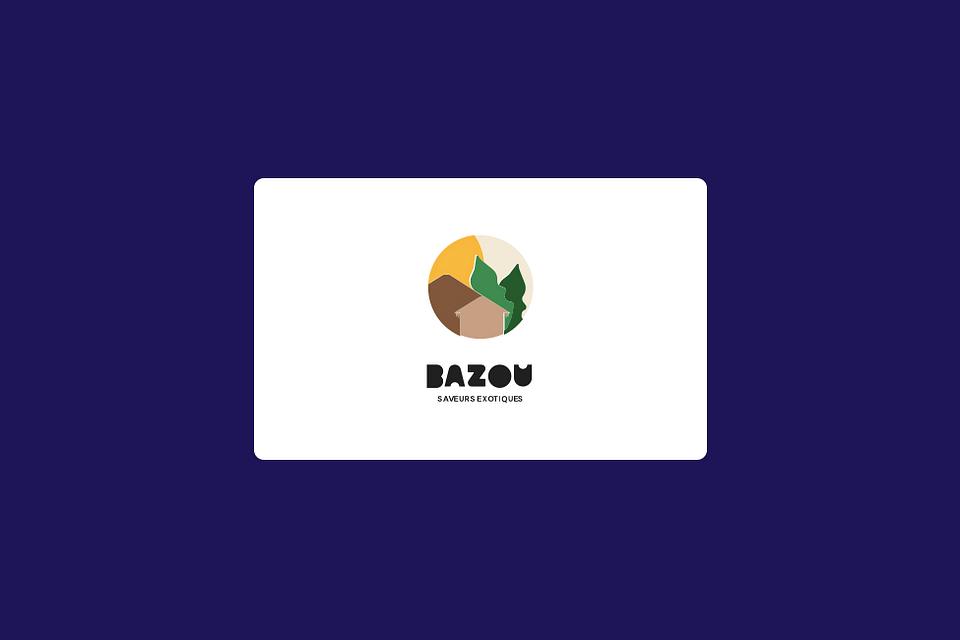 Site E-commerce Bazou traiteur de plats exotiques