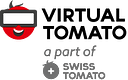 Logo de Virtual Tomato - AR/VR Agency