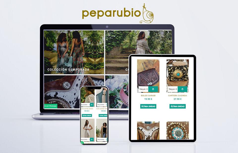 Diseño y desarrollo web personalizado.