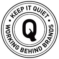 KEEP IT QUIET logo