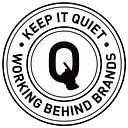 KEEP IT QUIET logo