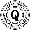 Logo de KEEP IT QUIET