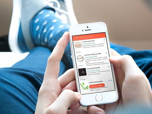 Appetito - Commande de repas en ligne - Mobile App