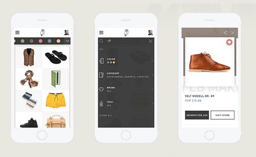 Stores & Goods - Site ecommerce - Création de site internet