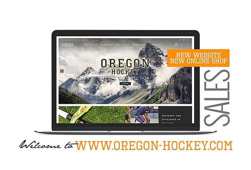 Oregon Hockey - E-commerce
