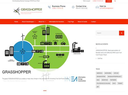 Diseño de Página Web para Abengoa Innovación - SEO
