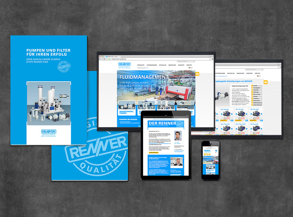 RENNER GmbH   Crossmediale Vertriebsunterstützung