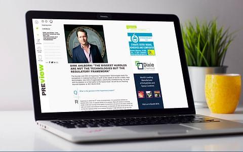 Web magazine JEC World