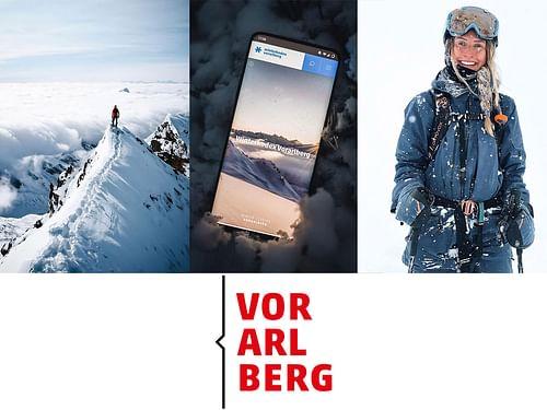 Vorarlberg Tourismus #Winterkodex - Social Media