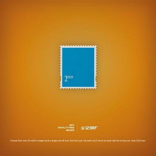 Stamp - Advertising