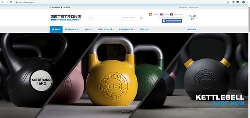 E-commerce: Get Strong - E-commerce