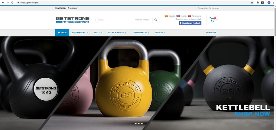 E-commerce: Get Strong