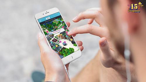 Plopsaland theme park mobile app - Mobile App