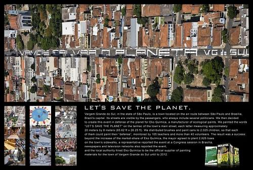 LET'S SAVE THE PLANET - Branding & Positioning