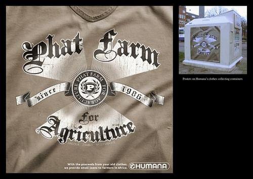 Phat Farm - Reclame