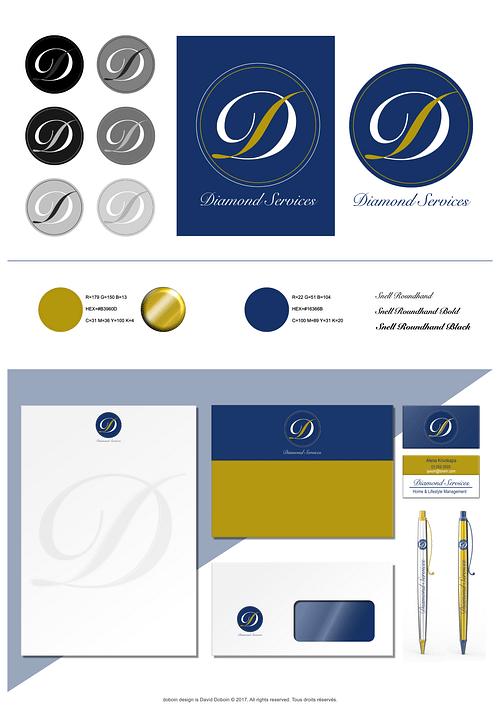 Branding & Design de Marque - Design & graphisme