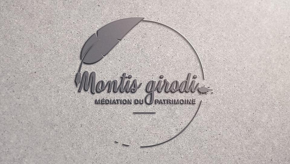 Montis Girodi - Création Logo et Mini Site Web