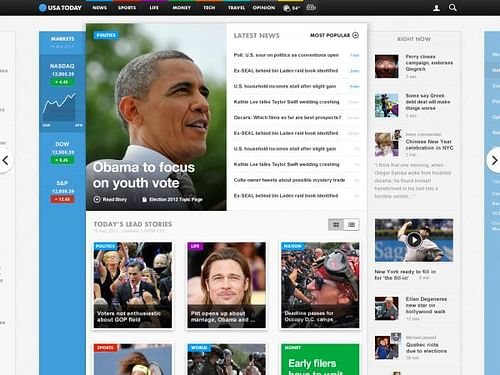USA TODAY - Advertising