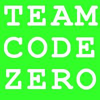 TEAM CODE ZERO logo