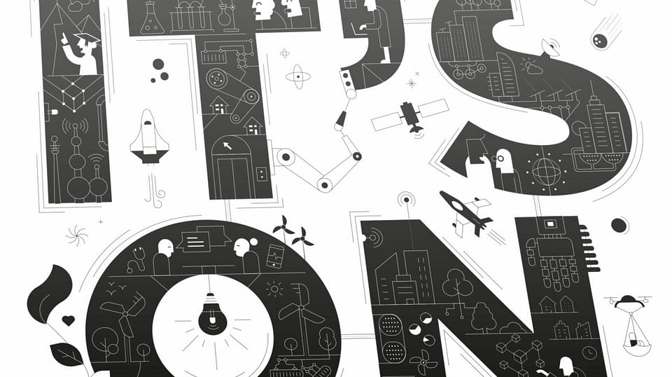 Illustrations and animations ECIU University