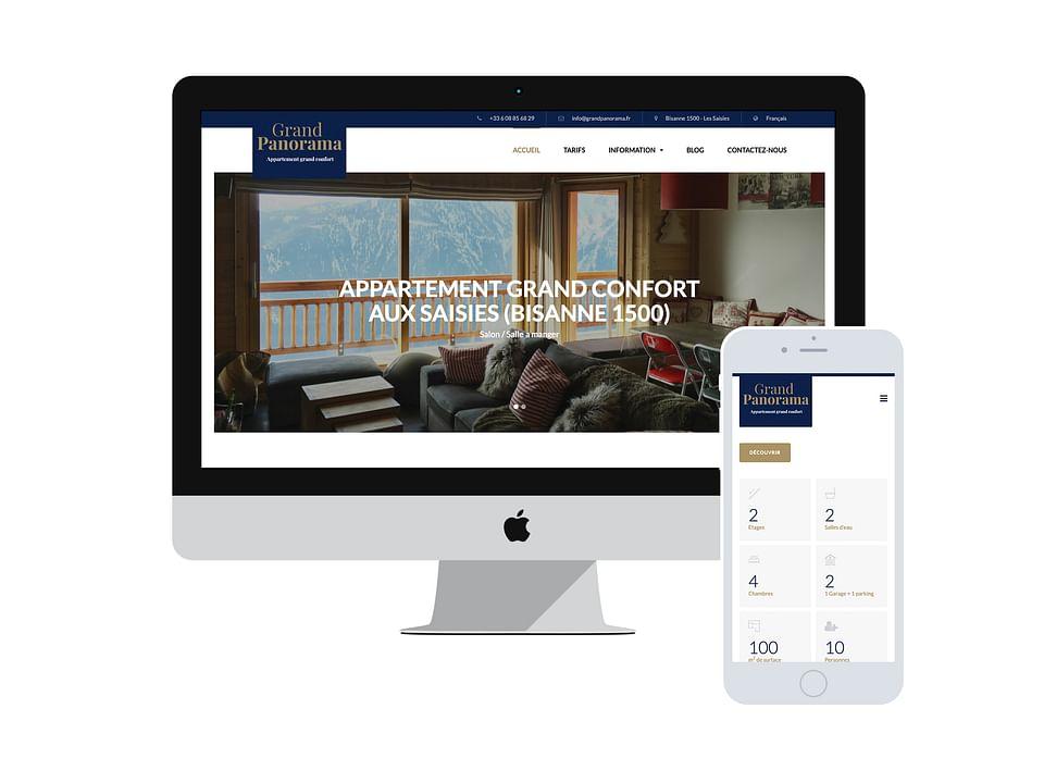 Grand Panorama Website