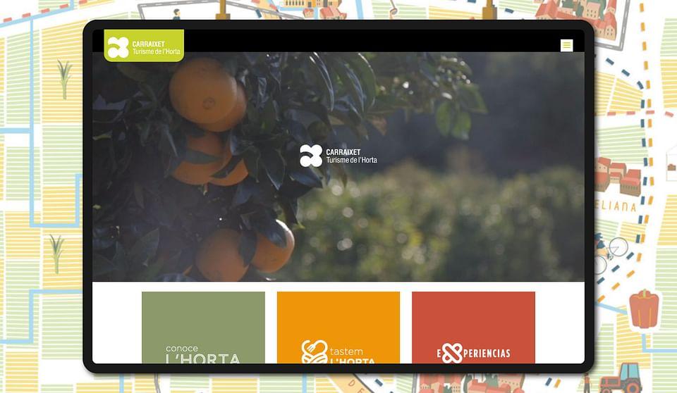 Creación web / Turismo