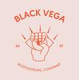 Black Vega logo
