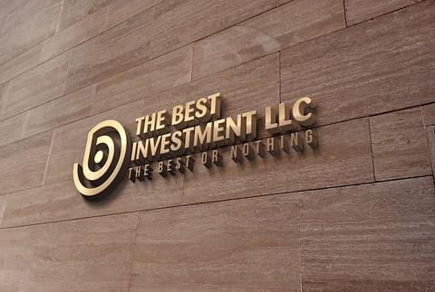 Logo Design for The Best Investment LLC