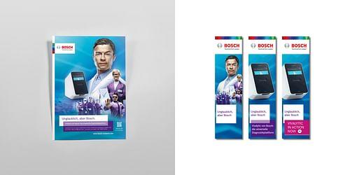 Bosch: Markteinführung des Vivalytik-Minilabors - Onlinewerbung