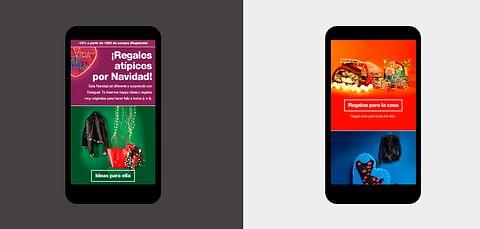 Desigual - UI/UX