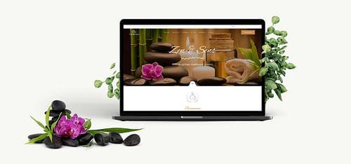 Site vitrine avec système de réservation - Création de site internet