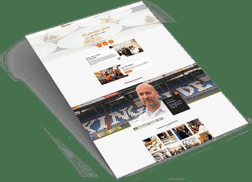 TilburgGeeft | Non-profit WordPress website - Website Creatie