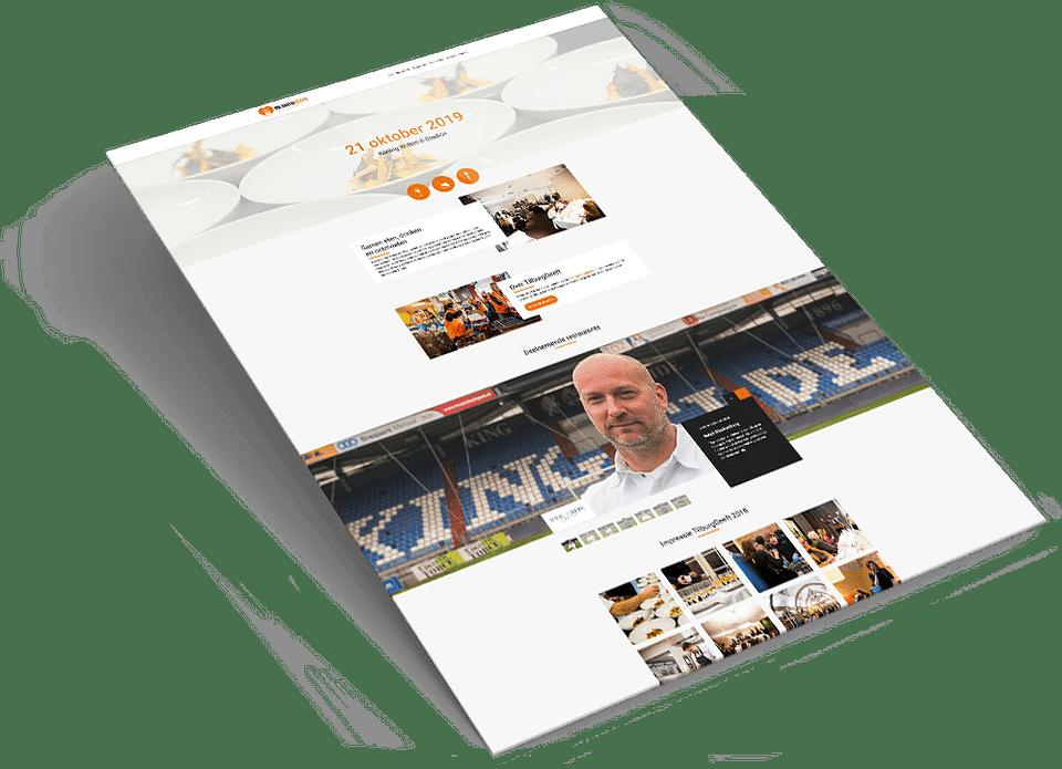 TilburgGeeft | Non-profit WordPress website