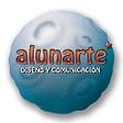 Alunarte - diseño y comunicación logo