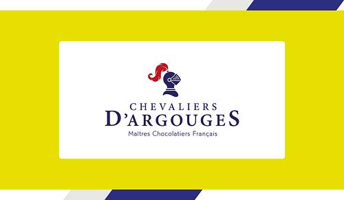 Identité et Site Web Maîtres Chocolatiers Français - Image de marque & branding