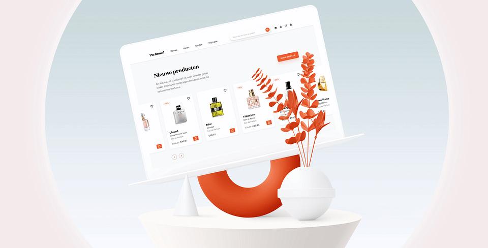 Parfum.nl Ecommerce Platform