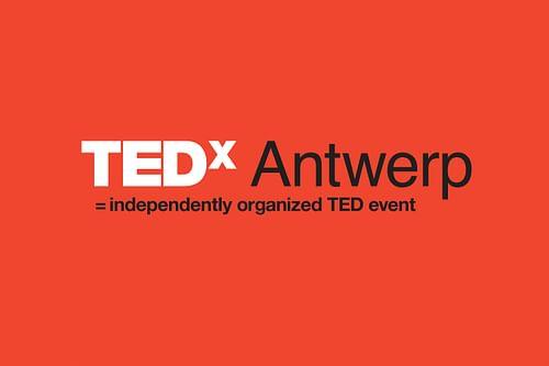 TED X Antwerpen - Ontwerp