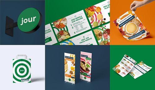 Une nouvelle identité - lancement de produit - Image de marque & branding