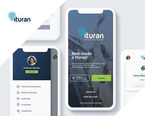 Ituran App - Mobile App