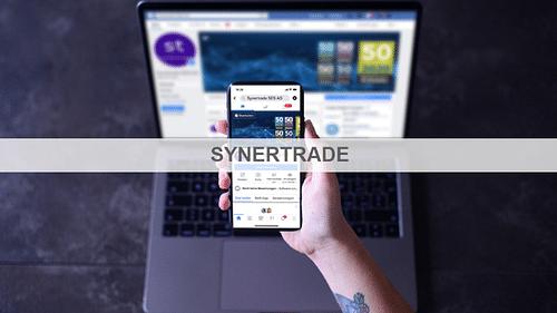 Synertrade - Öffentlichkeitsarbeit (PR)