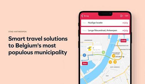 Slim naar Antwerpen - Mobile App