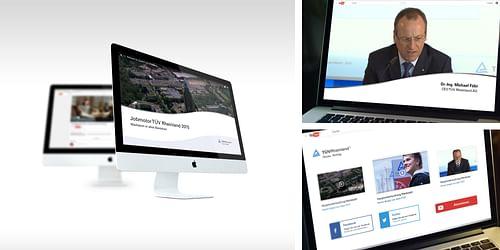 TÜV Rheinland - YouTube Marketing & Motion Design - Motion-Design